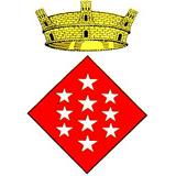 Escut Ajuntament de Clariana de Cardener.
